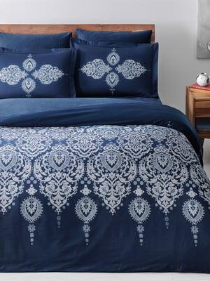 Комплект постільної білизни двоспальний (євро) | 4891310