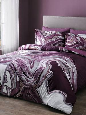 Комплект постельного белья двуспальный (евро) | 4891313