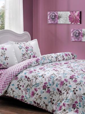 Комплект постельного белья полуторный | 4891329