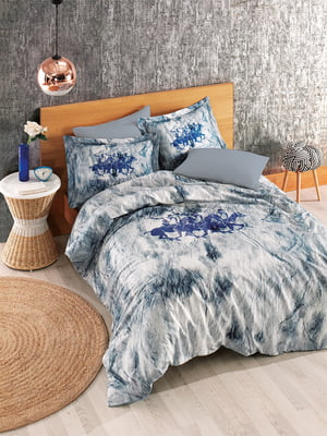 Комплект постельного белья двуспальный (евро) | 4842655