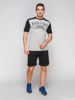 Комплект: футболка и шорты | 4855053