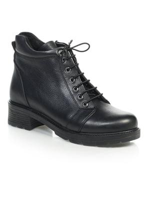 Ботинки черные | 4771471