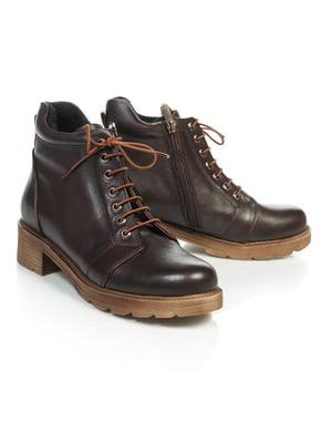 Ботинки коричневые   4771472