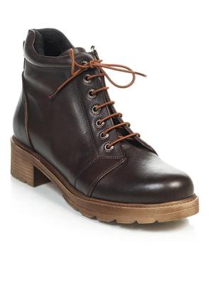 Ботинки коричневые | 4771472