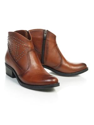 Ботинки коричневые   4771466