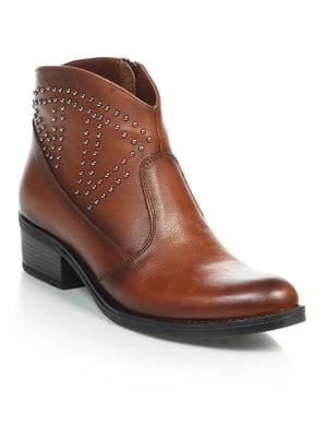 Ботинки коричневые | 4771466