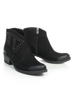 Ботинки черные   4771465