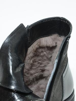 Ботинки серые   4887092