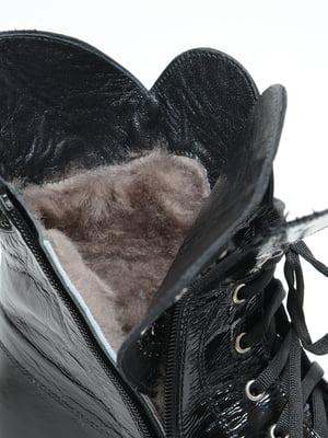 Ботинки черные | 4887095