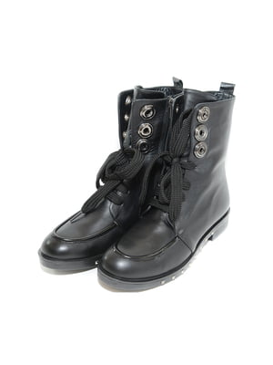 Ботинки черные | 4887096