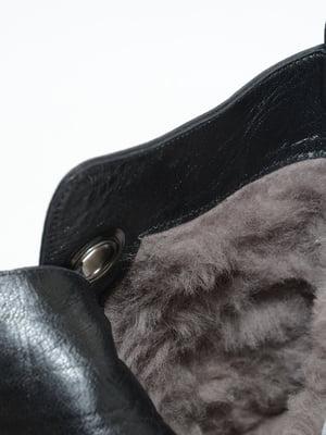 Ботинки черные | 4887097