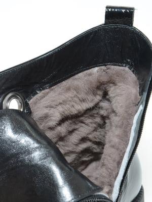 Ботинки черные | 4887098