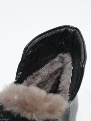 Ботинки черные | 4887101