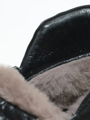 Ботинки черные | 4887102