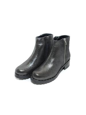 Ботинки черные   4887215