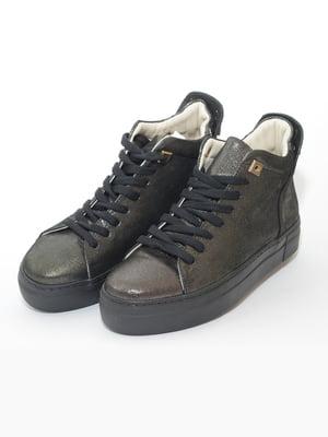 Ботинки черные | 4887245