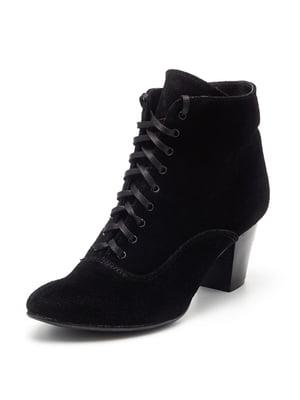 Ботинки черные | 4885502