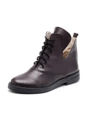 Ботинки коричневые | 4885504