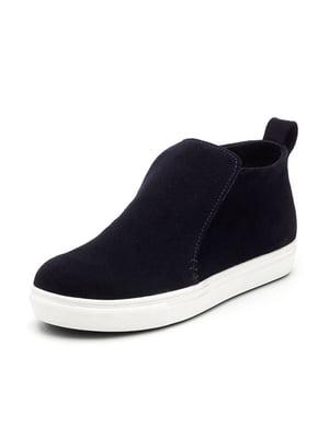 Ботинки синие | 4885505