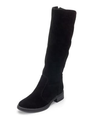 Сапоги черные | 4891602