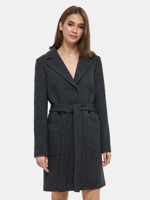 Пальто черное   4891704