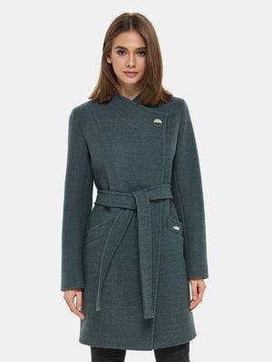 Пальто зеленое | 4891706