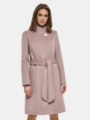 Пальто розовое | 4891709
