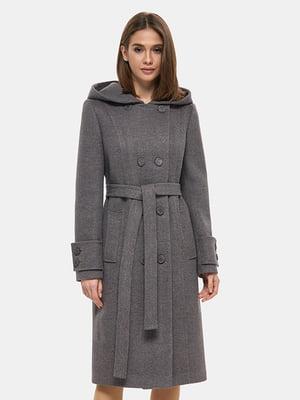 Пальто коричневое | 4891711