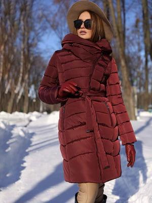 Пальто кофейного цвета | 4886832
