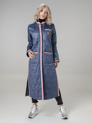 Пальто синє | 4886358
