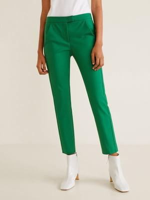 Брюки зеленые   4867152