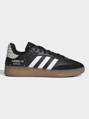Кроссовки черно-белые | 4876897