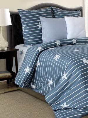 Комплект постельного белья полуторный | 4893376