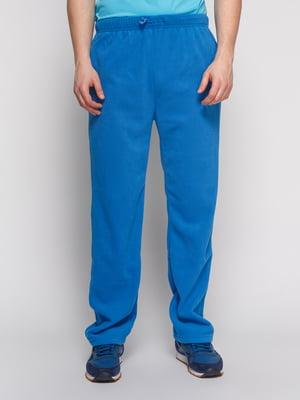 Штани сині флісові | 4854822