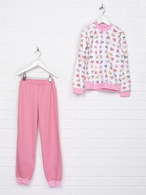 Пижама: джемпер и брюки | 4892319