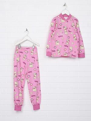 Пижама: джемпер и брюки | 4892325