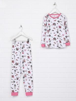 Пижама: джемпер и брюки | 4892358