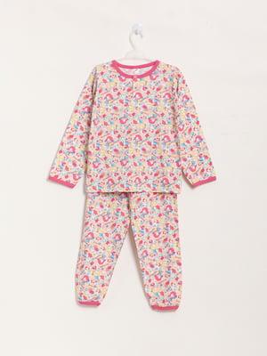 Пижама: джемпер и брюки | 4892457