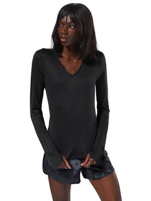 Пуловер чорний | 4877394