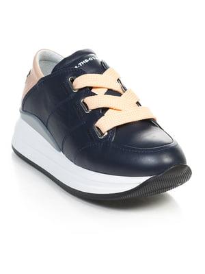 Кросівки темно-сині | 4874822