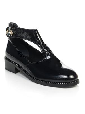 Туфли черные | 4874806