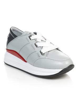 Кросівки сірі | 4874821