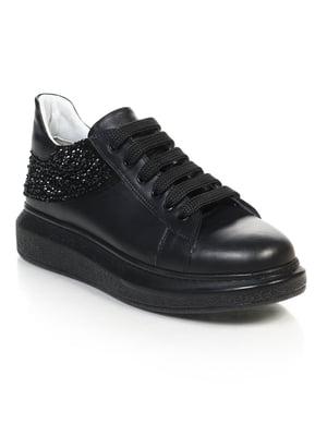 Кросівки чорні | 4874826