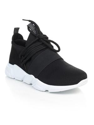 Кросівки чорні | 4874814