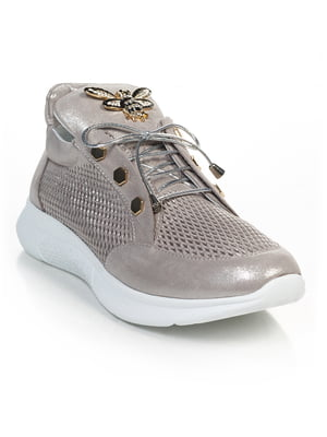 Кросівки сірі | 4874816