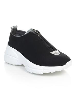 Кроссовки черные   4880106