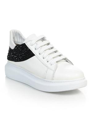 Кроссовки белые | 4874825