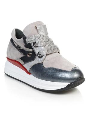 Кросівки сірі | 4874824