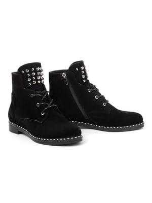 Ботинки черные | 4894190