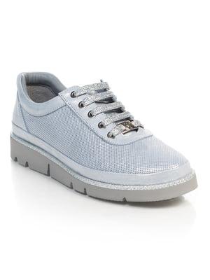 Туфлі блакитні | 4880105